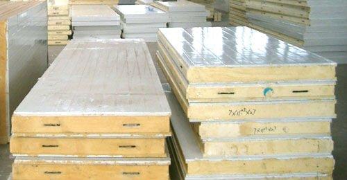 Commerciale chambre froide isolation panneaux de haute qualit chambre froide id de produit - Panneau de chambre froide ...