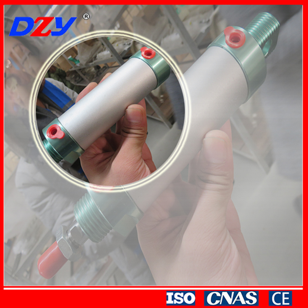 China high quality air cylinder manufacture export long stroke air cylinder