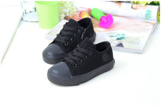 2015 Brand Children Sneakers Kids Fashion Casual Style Low Children Canvas Shoes Girls Boys Sneakers Sapatilha Infantil EU25-37