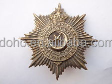 Factory customization made Badges high quality custom made metal lapel pin cheap pakistan army badges