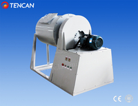 China Tencan QM-50L laboratory silica sand ball grinding mill, roll ball mill for grinding silica sand