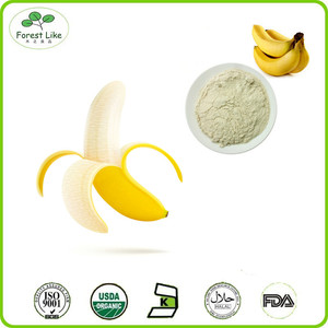Organic Market Prices Dried Fruit Banana Milk Drink Powder