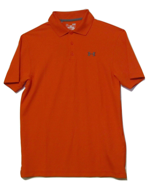 Buy Under Armour Mens Ua Golf Performance Logo Polo Shirt Xxx Large