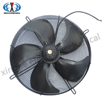 axial fan with external rotor motor AC 220V 380V 50HZ 630mm cooling fan Axial Airflow Fan