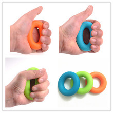 Good Quality Power Silicone Hand Grip Elastic 30 To 50 Pounds Resistance Hand Grip