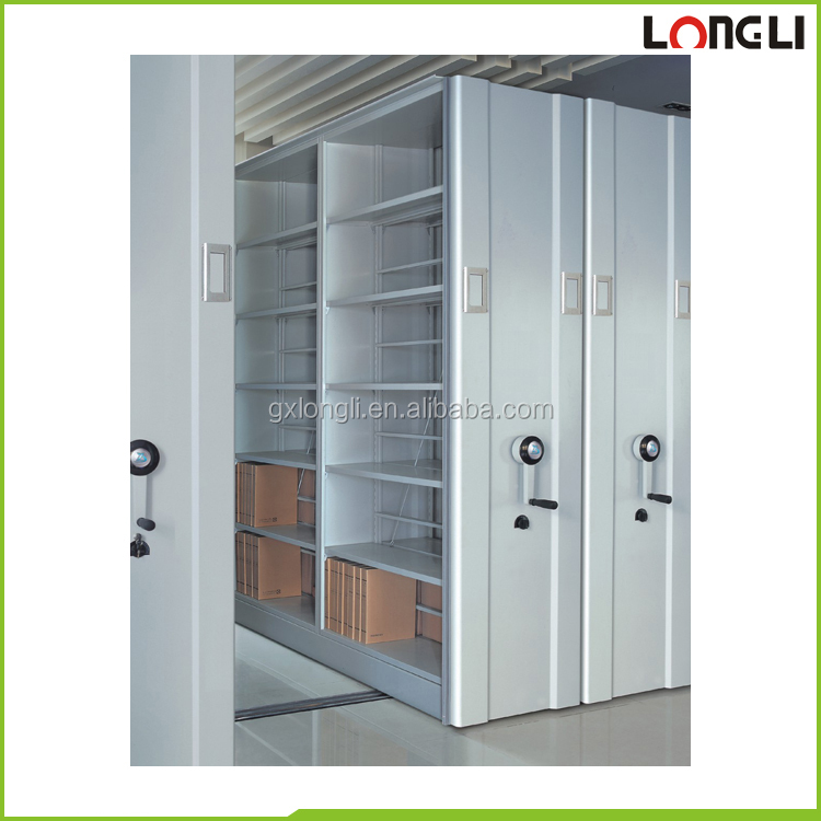 Archives Used Mobile Shelves Movable Storage Shelf Steel Compact Movable Shelving Warehouse Rack Shelf