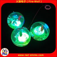 Novelty Design Kid's Toy 65mm LED Flashing Light-up Bouncing Ball Promotion Toy LED Flashing Bouncing Ball