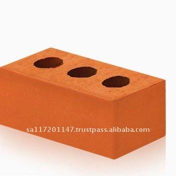 F3 perforado arcilla roja terracota ladrillo ladrillos - Precio ladrillo perforado ...