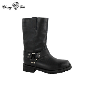 Latest fashion style motorbike motorcycle racing leather boots