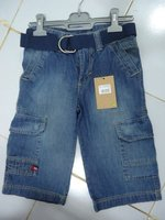 INFANT DENIM SHORTS