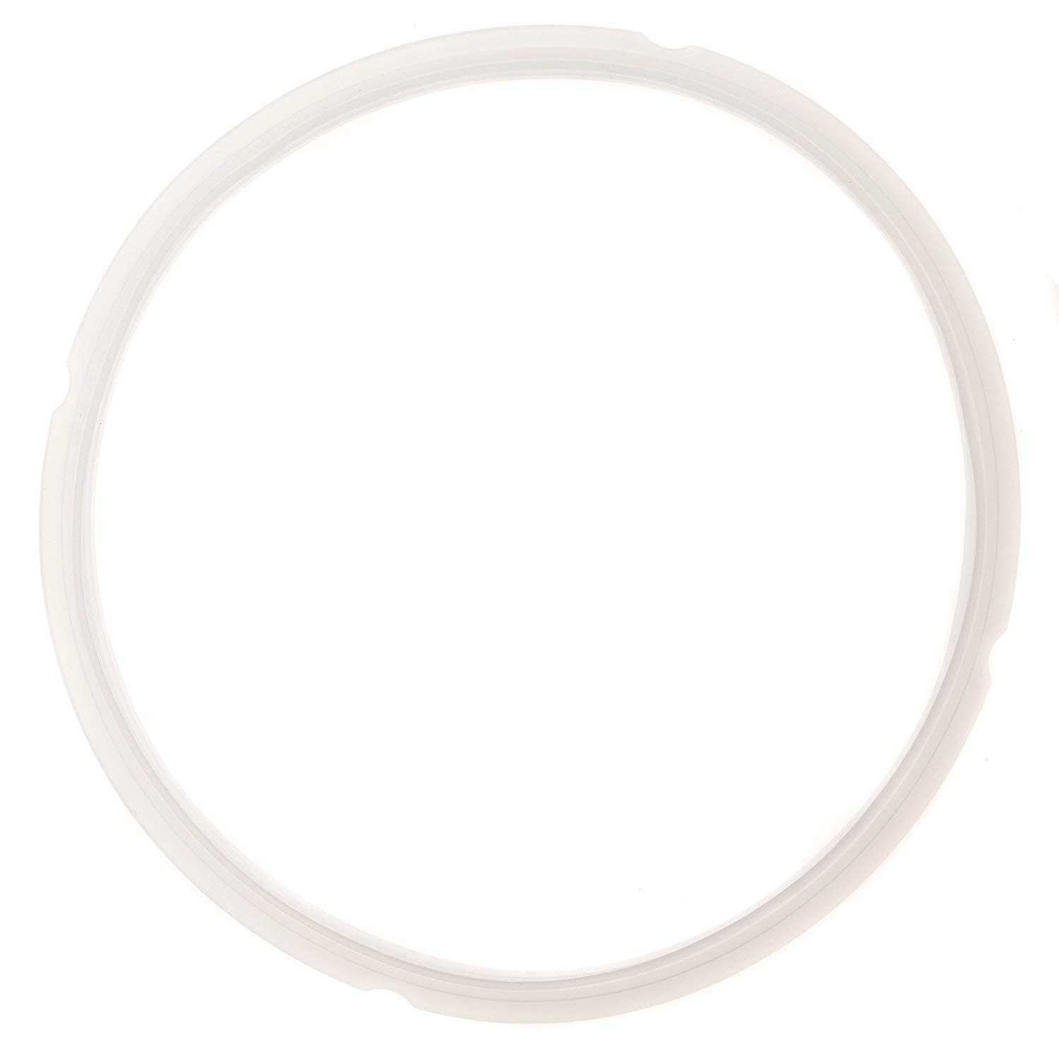 Silicone Sealing Gasket for Crock-Pot 6 Qt 8-in-1 Multi-Use Express Crock Programmable Slow Cooker, Pressure Cooker Model SCCPPC600-V1