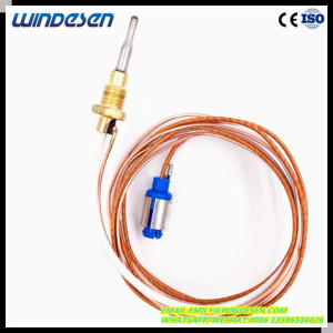 Home gas furnace parts of copper tube oven safety gas thermocouple