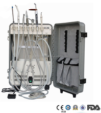 MCD-852 Terlaris Portabel Dental Unit