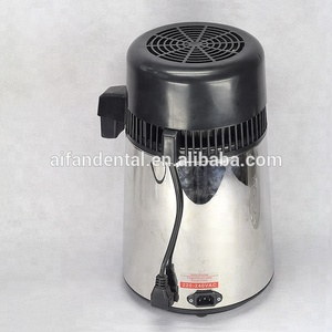 [ AiFan Dental ] Hot Selling AF-WD11 All Stainless Steel Distilled Black water distillation equipment
