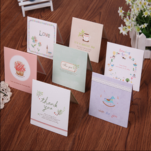 Full Color Logo Printing Paper Card Textured Greeting Card
