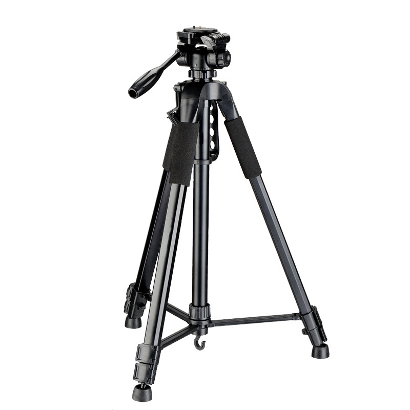 "72"" professional lightweight tripod with buble for camera/DV/telescope or other equipment"