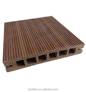 Fireproof WPC Wood plastic composite decking, flooring
