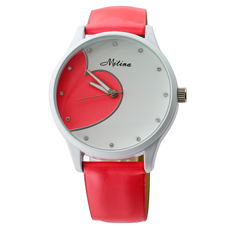 MITINA Brand Ladies Fashion Dress Quartz Watch Women Luxury Leather Analog Watches Women's Casual Wristwatch relojes mujer 2015