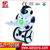 Toy 2016 New electric rc intelligent robot Balance Wheel Gesture Battle can dance rc drive robot