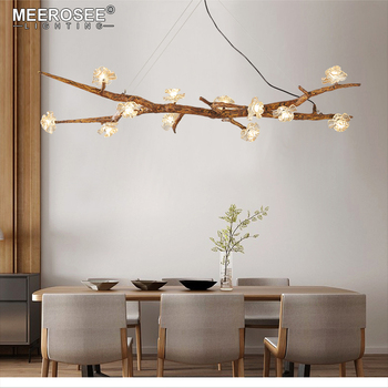 Meerosee New Creative Flower Branch Shade House Decorative