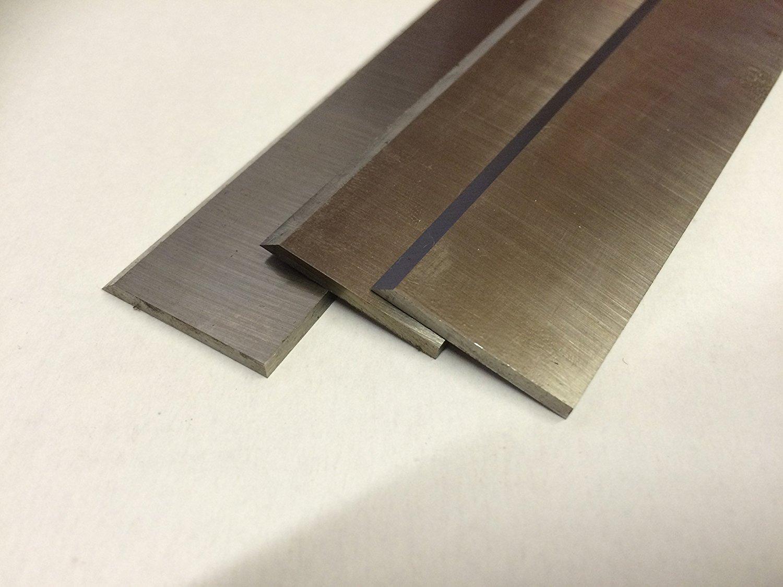 Get Quotations  C2 B7   8 Carbide Jointer Planer Knives Delta
