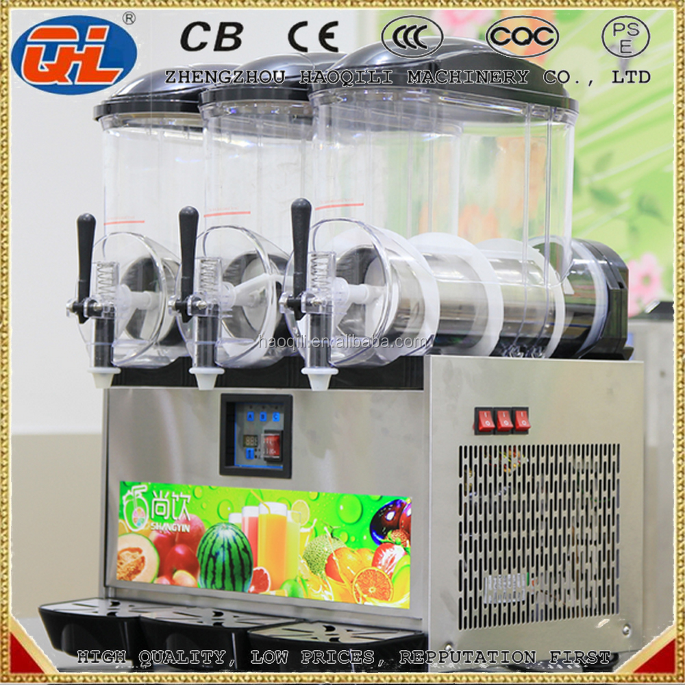 factory price commercial ice smoothie slush machine slushy maker slushie machine buy. Black Bedroom Furniture Sets. Home Design Ideas