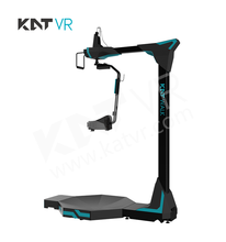 virtual reality 9D vr treadmill KAT WALK vr motion platform from virtual reality producer KATVR