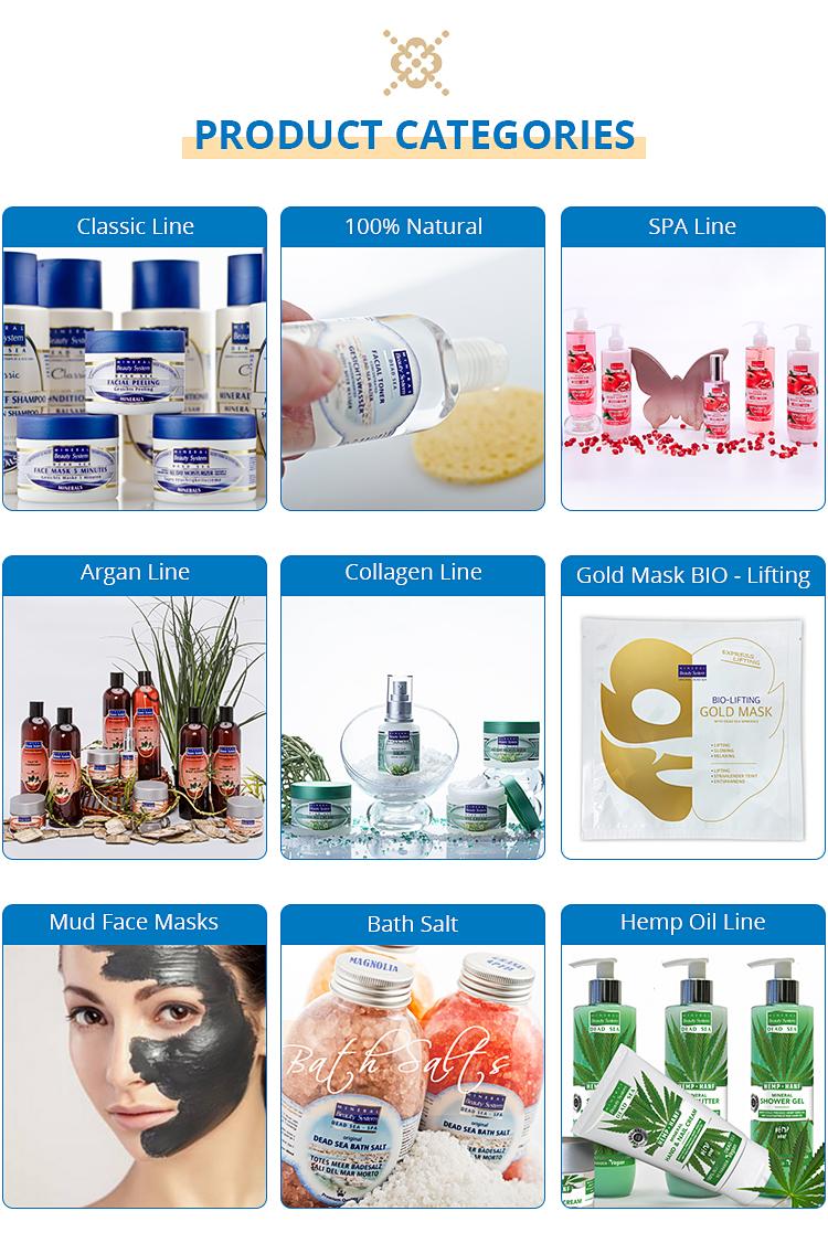 Groothandel Private Label Reparatie Arganolie Hydraterende Gezichtsbehandeling Serum