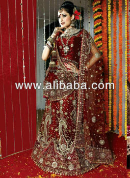 ethnic bridal wear