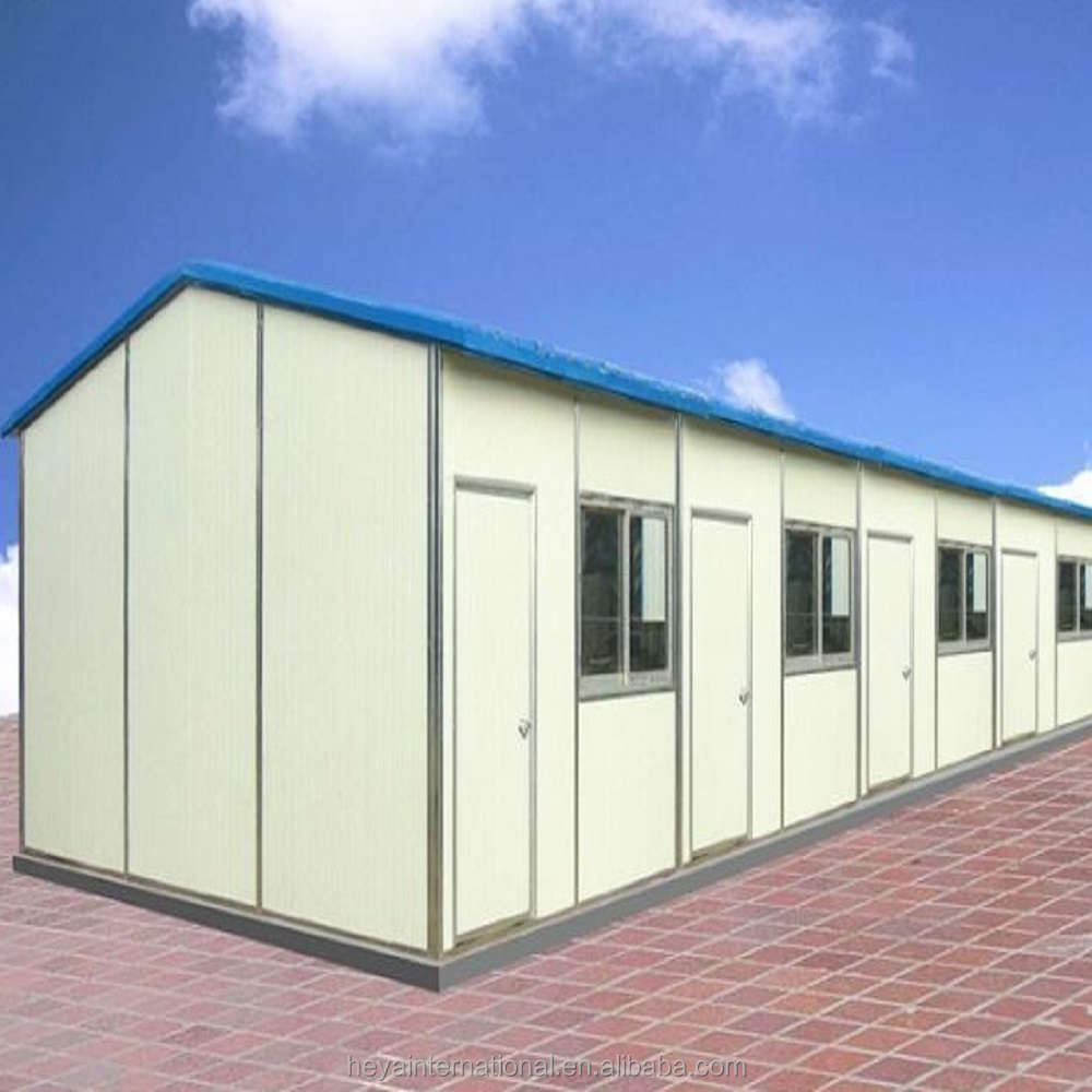 Malaysia prefab light steel structure camp movable house