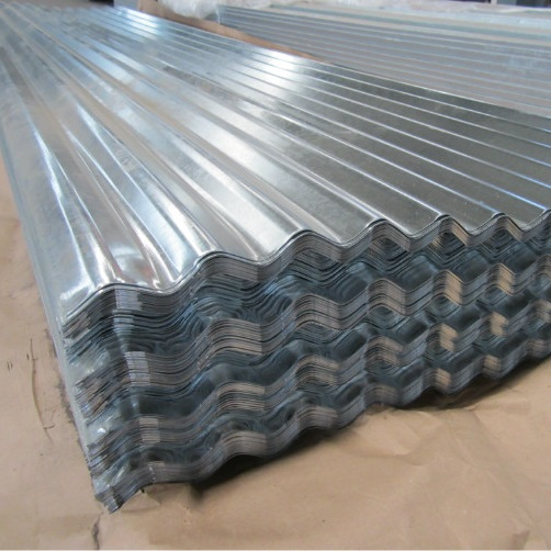 Galvanized Steel Corrugated Roof Panel, Galvanized Steel Corrugated Roof  Panel Suppliers And Manufacturers At Alibaba.com