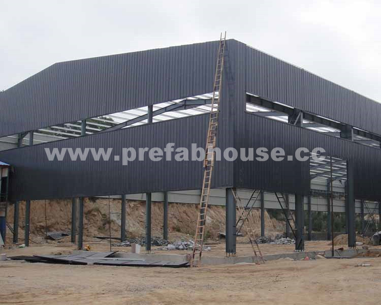 China factory sale economical price eco-friend warehouse and workshop