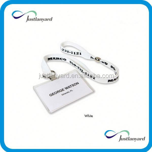 Customized supplier join top lanyard manufacturer