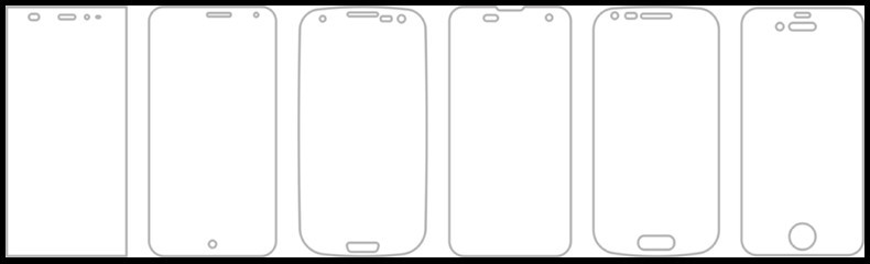 Phone Case Template | Custom Mobile Phone Case Cell Phone Accessories Buy Cell Phone