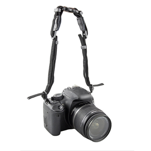 Factory directly sell Elvam Camera Neck Shoulder Belt Strap for All DSLR / SLR