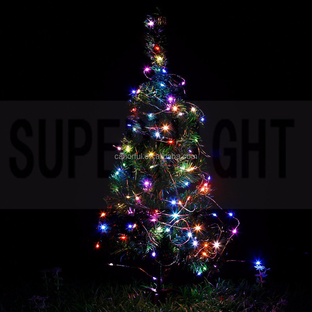 5m copper wire led christmas tree lights strings for holiday/home/party decoration gifts