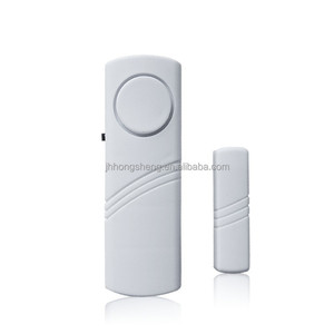 wireless door and window entry alarm magnetic contact sensor