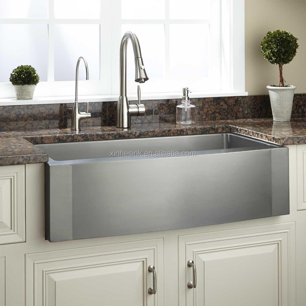 Piece Stainless Sink Kitchen