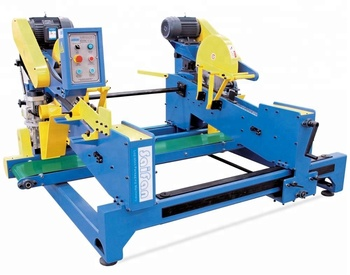 Woodworking Double End Trim Saw Mills Machine