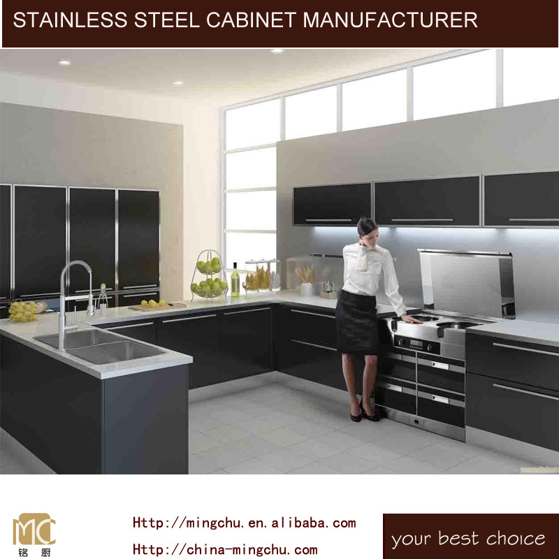free standing stainless steel kitchen cabinet, free standing, Kitchen design