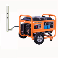 2500w LPG/NG gas kit for generators natural gas turbine generator prices for sale