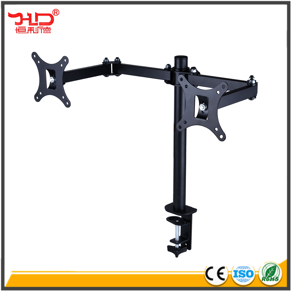 Desk LCD Monitor Arm for Dual Monitors