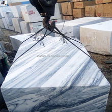 Ocean blue marble stone slab river granite tiles beautity home projects