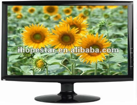 Wide Screen 23 inch lcd monitor