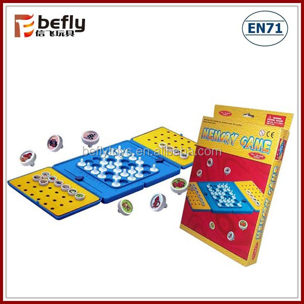 Game toy set plastic bingo lotto