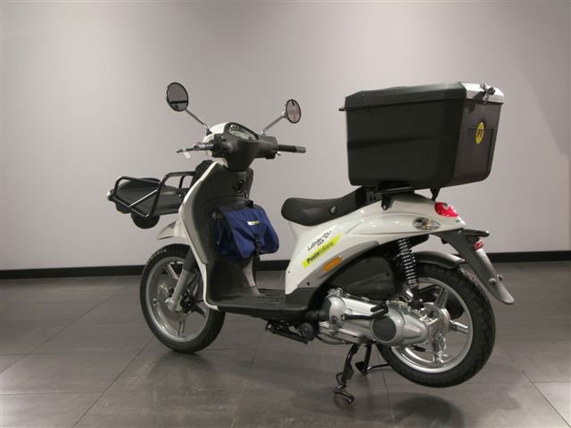 used piaggio delivery scooter 125 cc - buy pizza scooter product