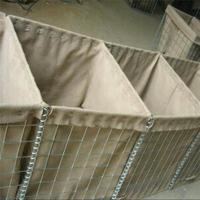 2016 Hesco barriers/sand cages/welded gabion box/protection fences home depot