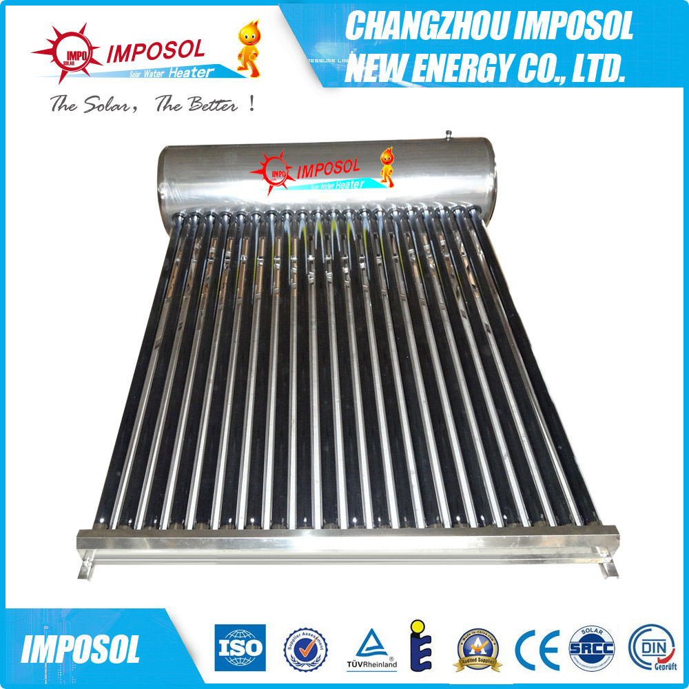 50l Solar Water Heater, 50l Solar Water Heater Suppliers And Manufacturers  At Alibaba.com
