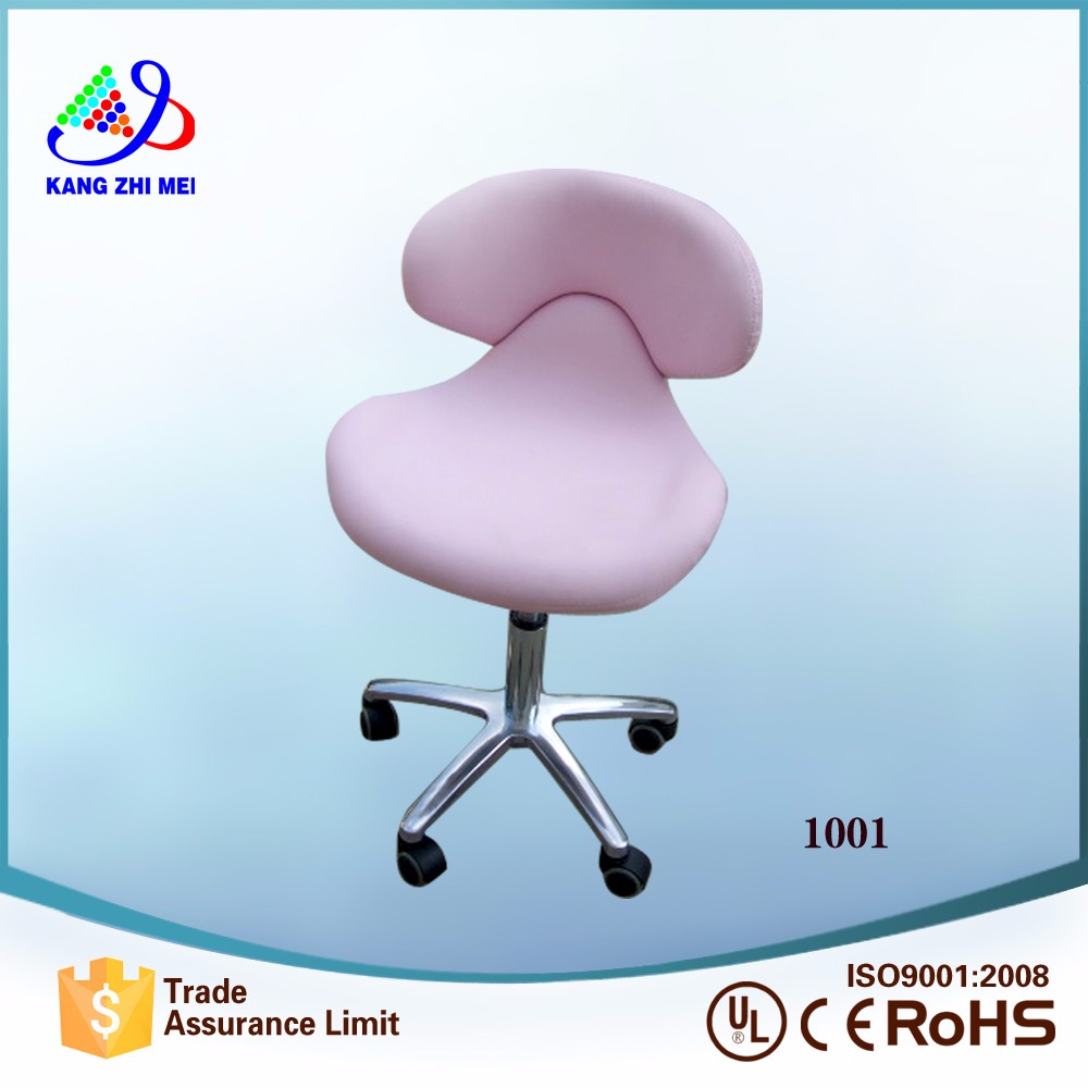 Kangzhimei wholesale beauty nail salon stool chair SC-1001