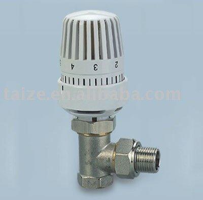V lvula termost tica para radiadores v lvulas - Valvula termostatica radiador ...